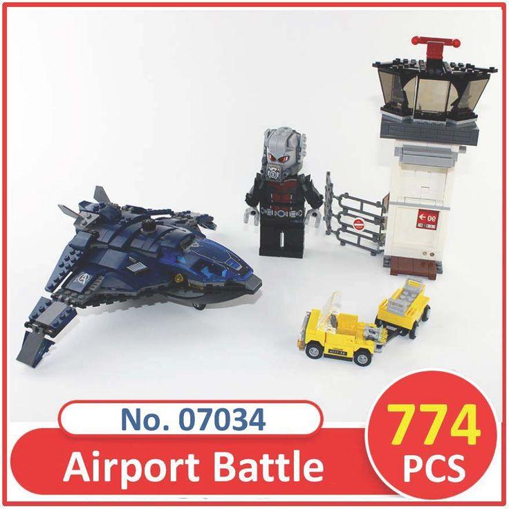 LEPIN Airport Battle
