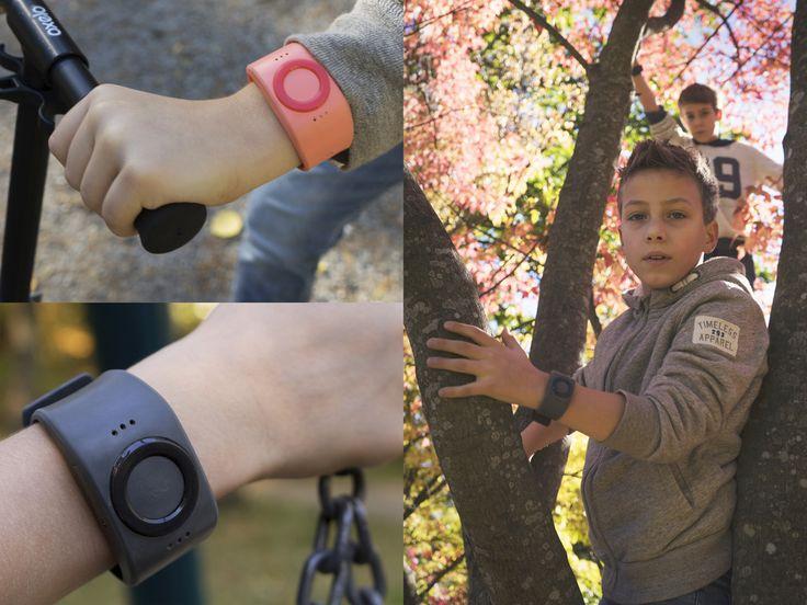 Tinitell mobiltelefon til børn