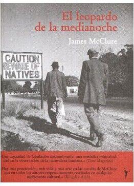 McClure, James: El leopardo de la medianoche. Funambulista, 2005 ★★★★✰