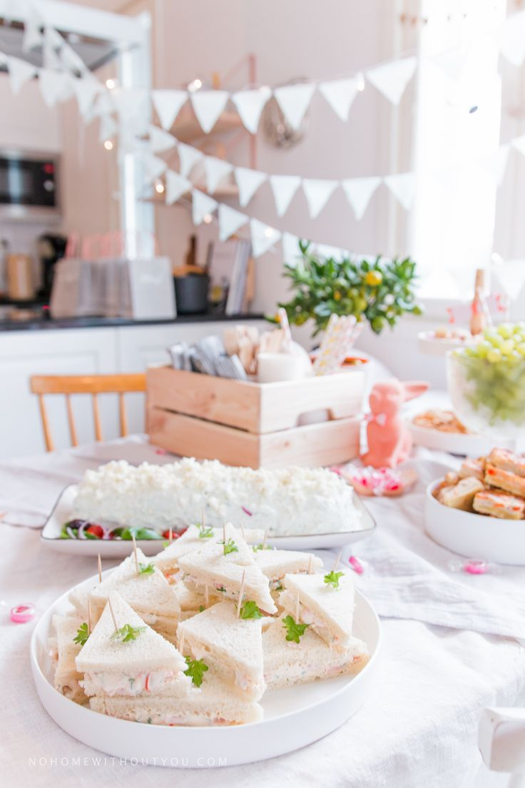 Scandinavian birthday party