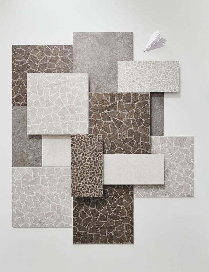 Gordon Guillaumier firma Bits di Ceramiche Piemme