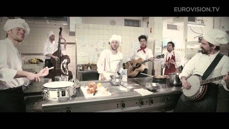 Sebalter - Hunter of Stars (Switzerland) 2014 Eurovision Song Contest