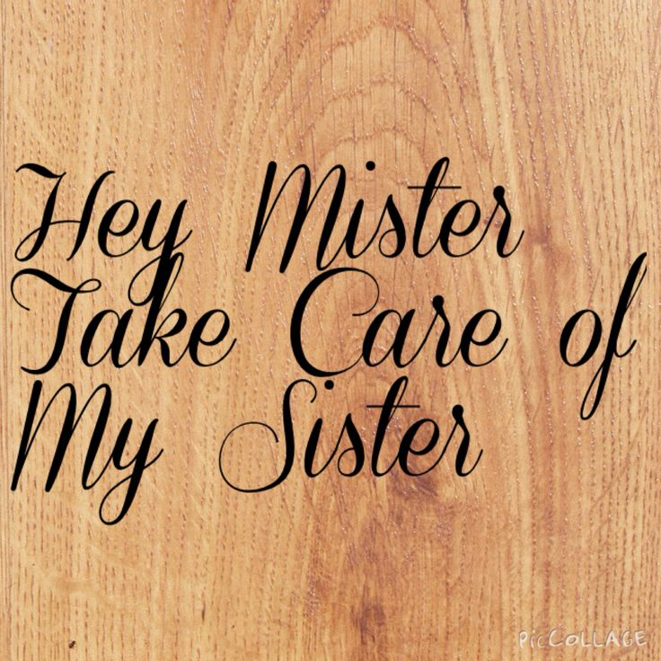 Hey mister my sister brother wedding sign for ring bearer how cute for sister getting married and younger brother
