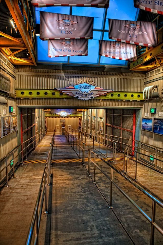 ♥ Soarin' Over California | Disney California Adventure Park