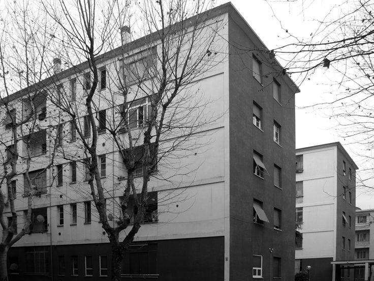 Quartiere Ifacp G. D'Annunzio, ora S. Siro - Franco Albini e Milano - itineraries - Ordine degli architetti, P.P.C della provincia di Milano...