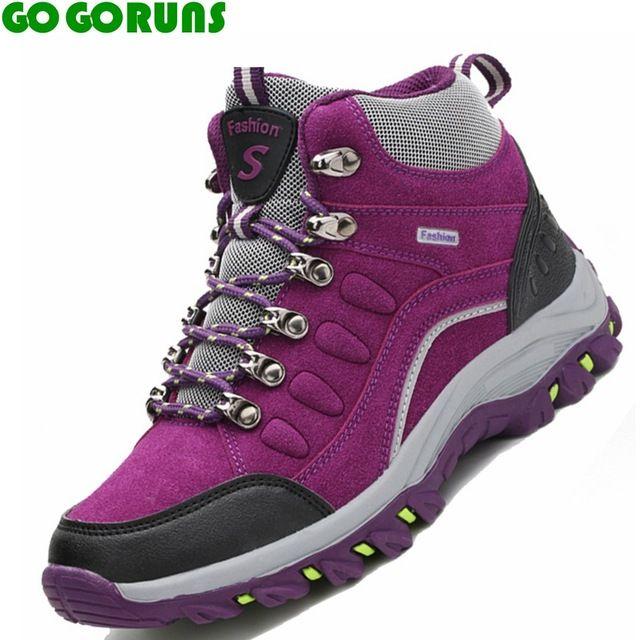 zapatillas outdoor mujer
