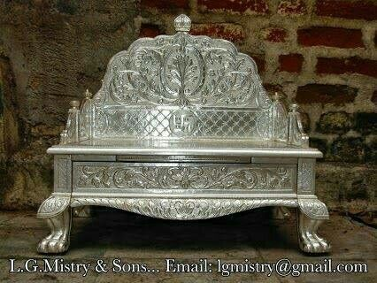 Silver  singhasan   Email.lgmistry@gmail.com  Email.sureshmistry6@gmail.com
