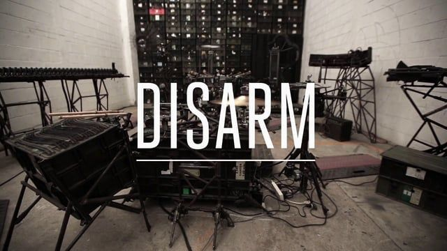 "// ENG ""Disarm"" is a project that Mexican artist Pedro Reyes created in…"