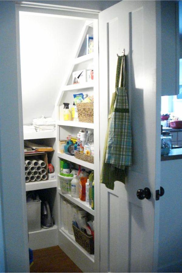 Under Stairs Storage Ideas Storage Solutions Using Space Under Stairs Closet Under Stairs Under Stairs Cupboard Staircase Storage