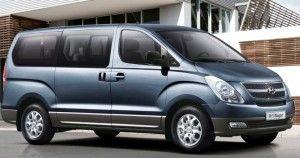 2013 New Hyundai H1