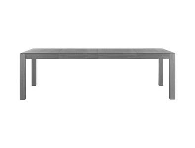 Drio spisebord. Fåes også i trehvitt. Dimensjoner: D95 x H75 x L240cm (sammenslått: L120cm). Kr. 8790,-