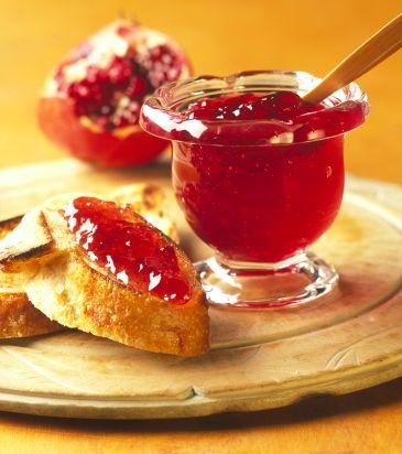 Greek Pomegranate Marmalade. Μαρμελάδα Ρόδι | Γιάννης Λουκάκος