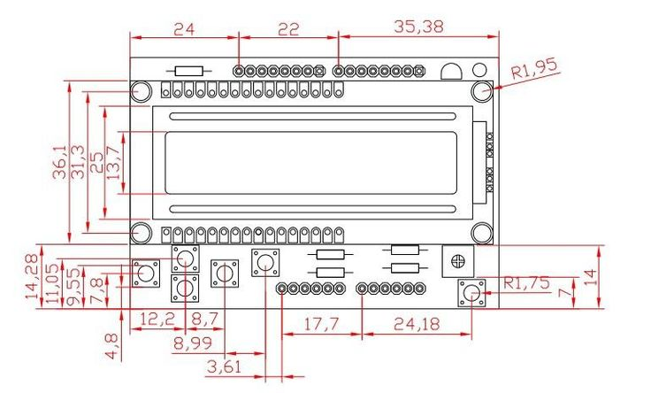 Best ideas about lcd keypad shield on pinterest