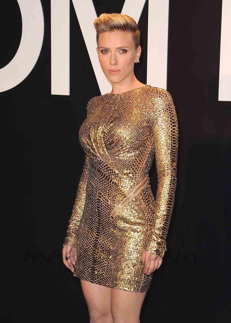 """Scarlett Johansson, que recientemente se ha separado del padre de su hija, Romain Dauriac, ha confesado en una entrevista para la revista Playboy: """"El matrimonio no es natural""""."""
