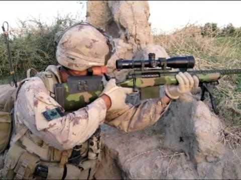 Marksman Afghanistan
