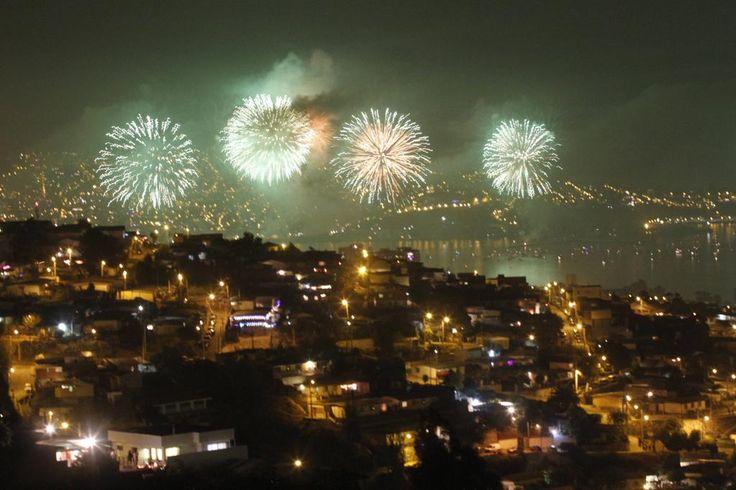 """Entre San Antonio y Valparaíso """"brillará"""" el Año Nuevo en el Mar 2015"""