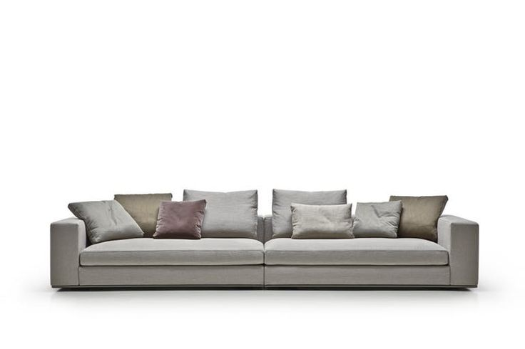 Square Line Sofa  Contemporary, Upholstery  Fabric, Sofas  Sectional by Resource Furniture