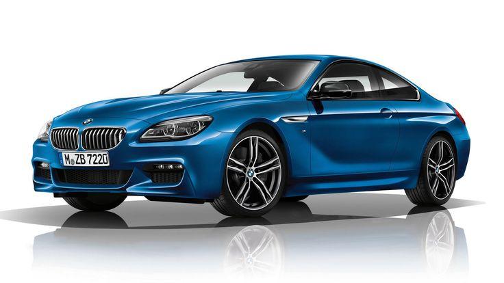 Автофория: Эксклюзивный M Sport Limited Edition BMW 6 серии