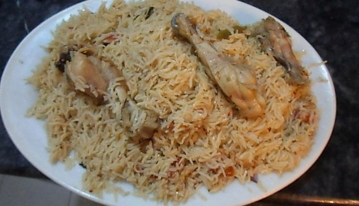 Amazing How to Make Chicken Pulao    Pakistan #image #food #cook #kitchen