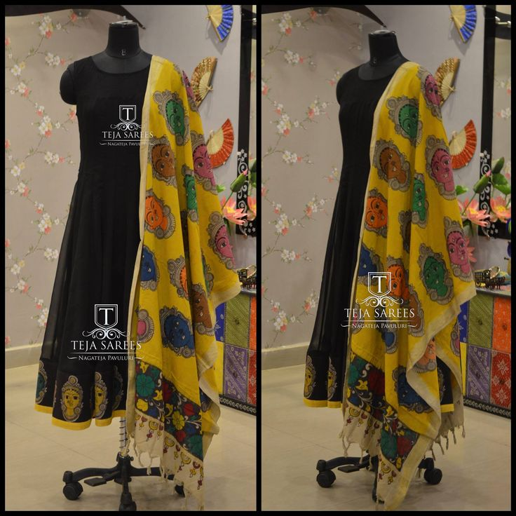 TS-DS- 412Available  For orders/queriesCall/ whatu2019s app us on8341382382 orMail us tejasarees@yahoo.com Like Never Before  Teja sarees  New designs  icreate  dresses  tejaethnicstudio  hyd  kalamkari  duppatas  tiendie  georgettes  tejupavuluri  28 February 2017