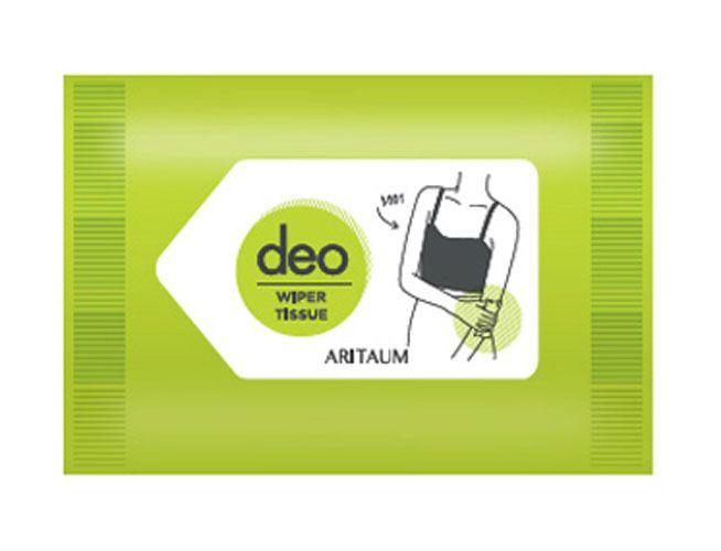 Amore Pacific ARITAUM Deo Tissues 15sheets, Deodorants, Deo Wipes #ARITAUM