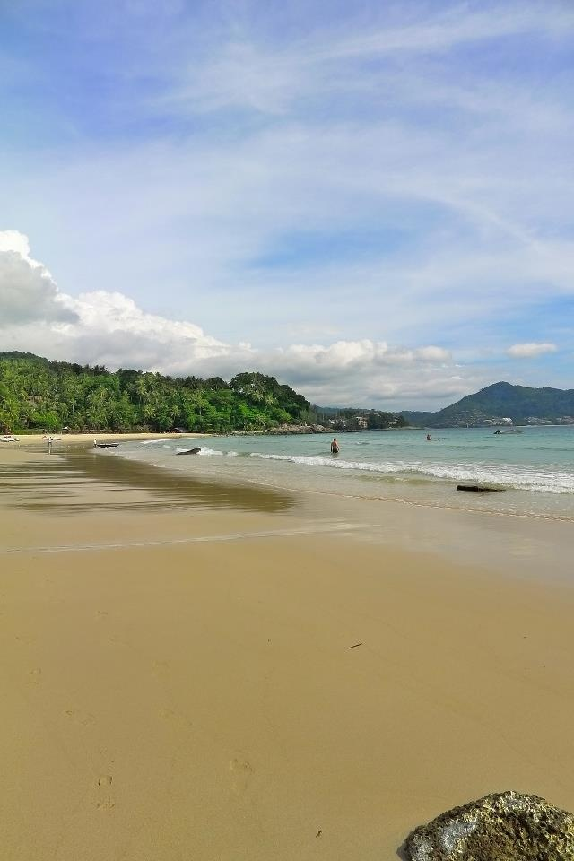 Just you and the beach... Phuket <3