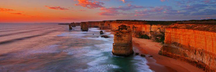 The Twelve Apostles, Australia - Mark Gray