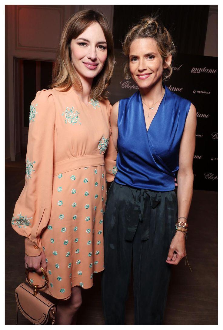 Louise Bourgoin et Alice Taglioni.