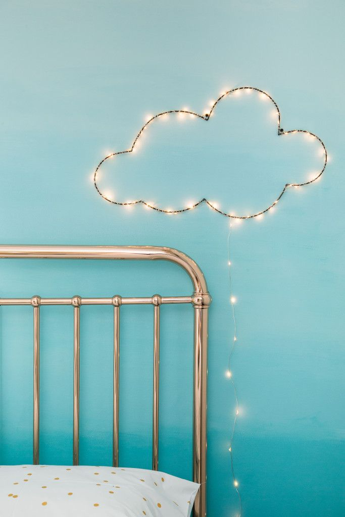 cloud lamp...