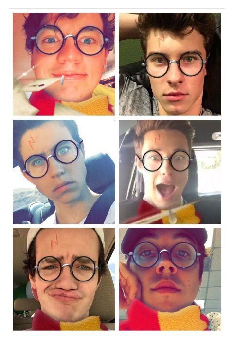 My Harry Potters