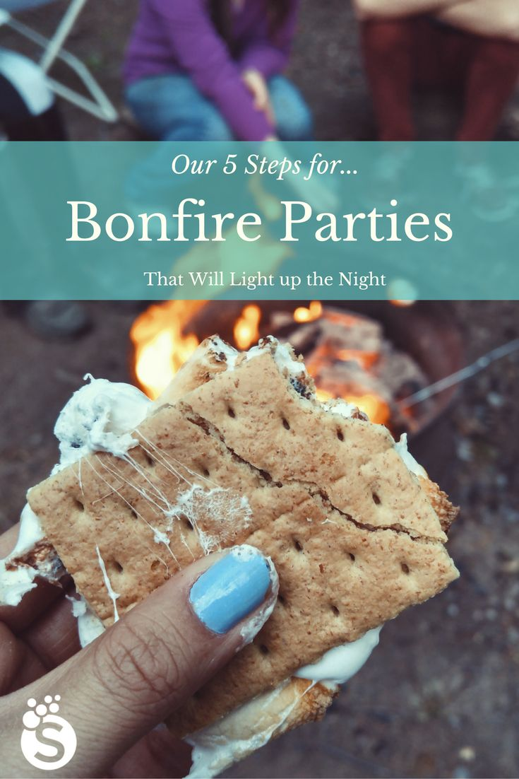 Bonfire Party Ideas: Light up the Night