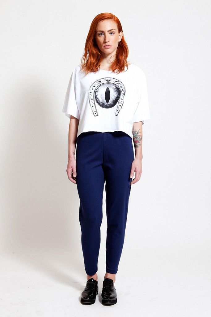 'Eye- Crop' Top by We are Still Bold & Beautiful