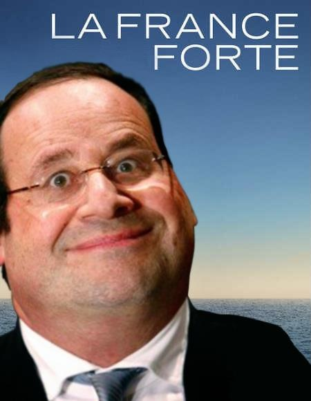 La France Forte... par Flamby