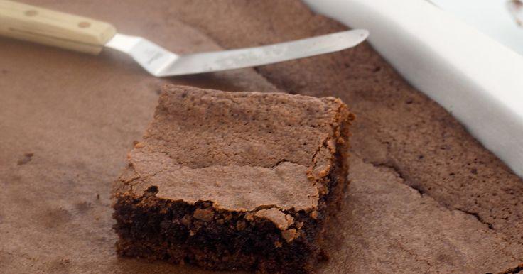 Mette's brownies