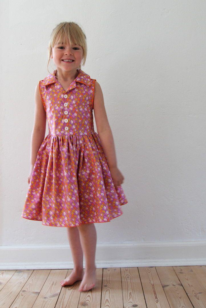 LaRaLiL: Ny 50er kjole til Lara
