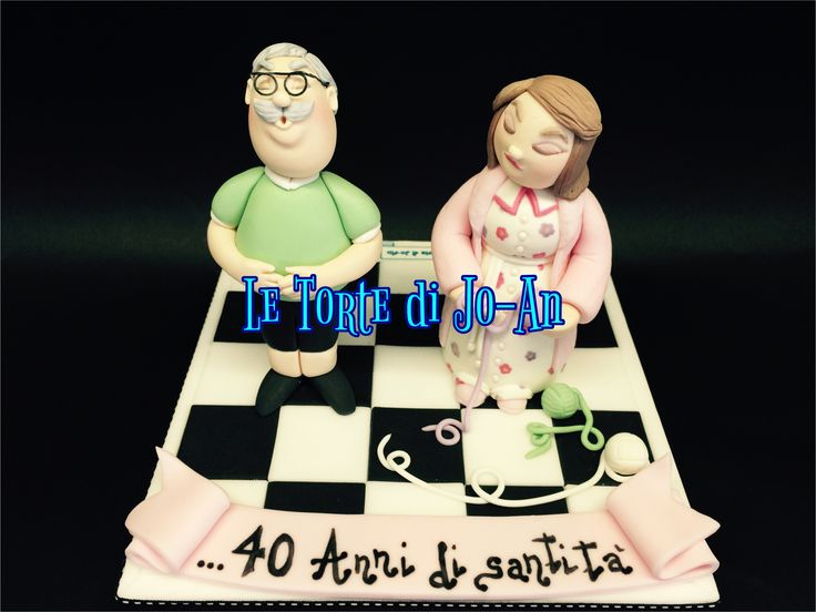 40' Anniversario di matrimonio