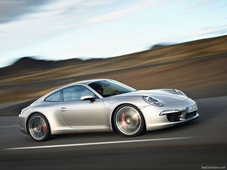 2013- Porsche 911 Carrera S - Wow...