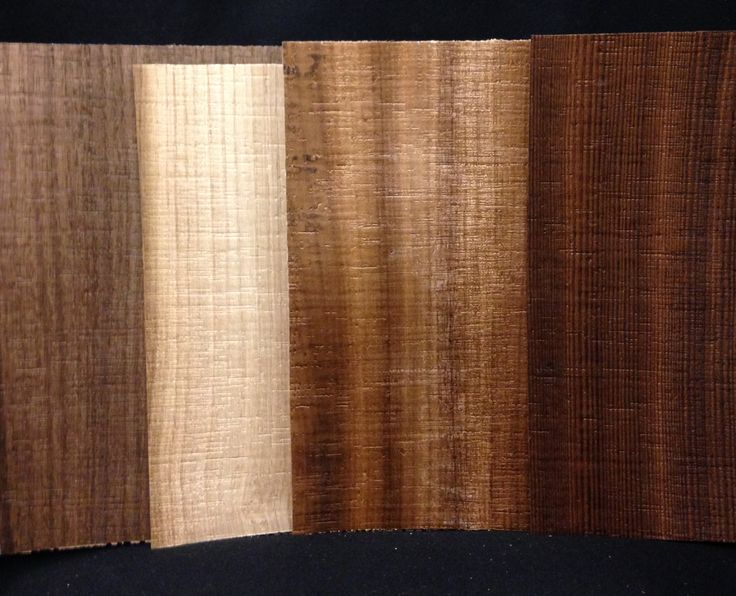 Antique textured wood veneer collection from Ultra Wood Products.