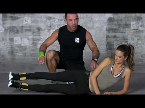 How Alessandra Gets a Runway Body!  2011 VS Fashion Show workout