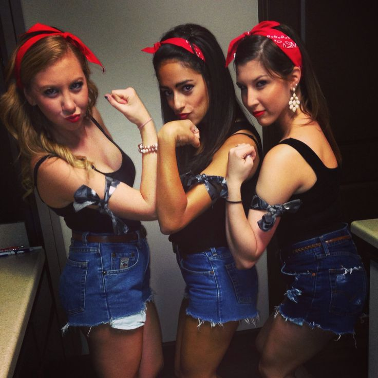 Because themed parties are the best parties. TSM.