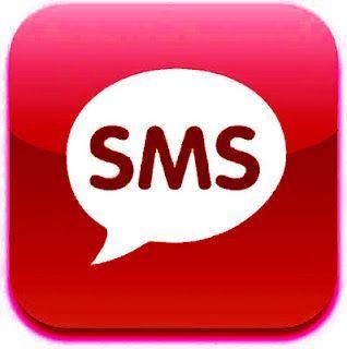 O envio de mensagens para telefones celulares é um dos modos mais populares de comunicação.