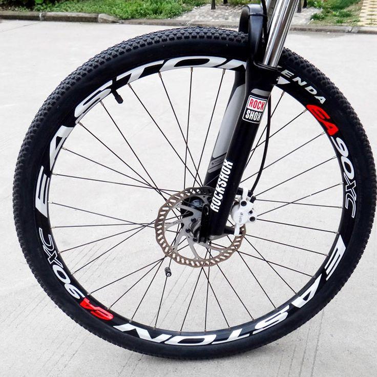 "MTB bicycle EA 90 Bicicleta Decals for 26"" 27.5"" 29"" Bike Sticker Pegatinas Moto for MTB Rims Use Bike Mountain Bicycles Sticker"