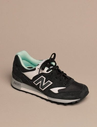 NEW BALANCE Ait 577  I like NB on guys.Can't help it.It's cute.
