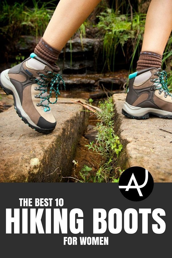 Best Hiking Boots for Women - Hiking Clothes for Summer, Winter, Fall and Spring – Hiking Outfits for Women, Men and Kids – Backpacking Gear For Beginners via @theadventurejunkies