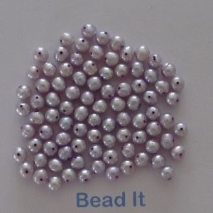 Freshwater, Lilac, 3mm, approx: 86pcs