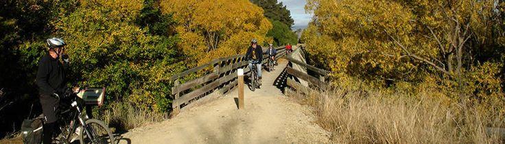 Otago Central Rail Trail Official Website