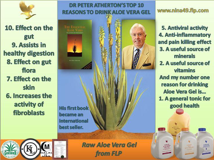 Raw Aloe Vera gel order at www.nina49.flp.com