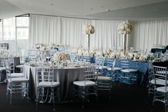 Romantically Modern Walker Wedding Wedding At Walker Art Center Linen Effects Wedding Event And Party Re Wedding Rentals Rental Decorating Table Top Decor