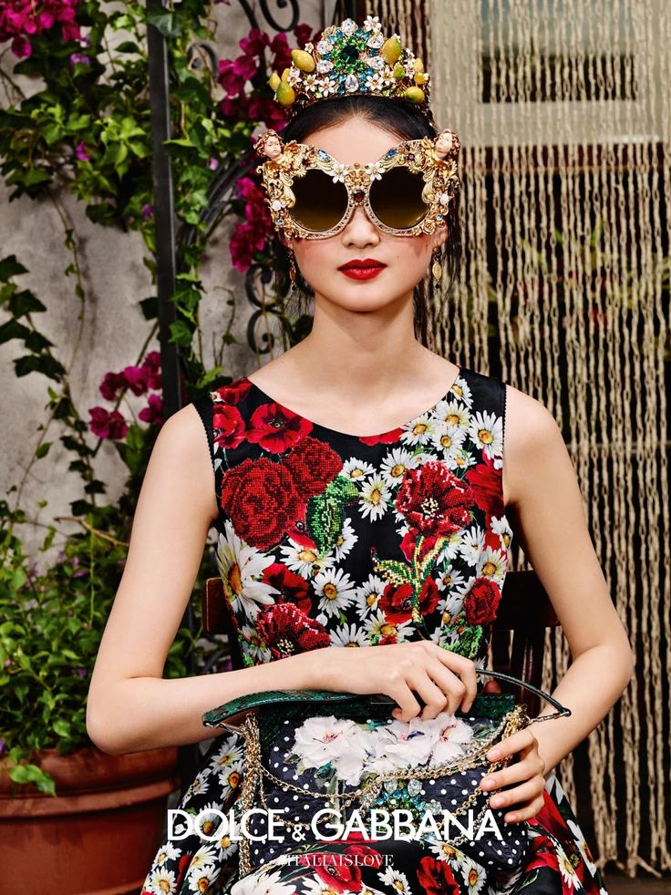 Dolce&Gabbana advertising campaign 2016 Spring/Summer