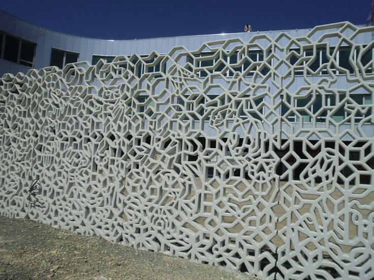 Fresnes moule de cl ture r sille r alis par techni for Bac en beton jardin